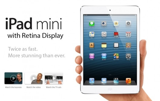 Why was Apple so quiet about the Retina iPad mini?
