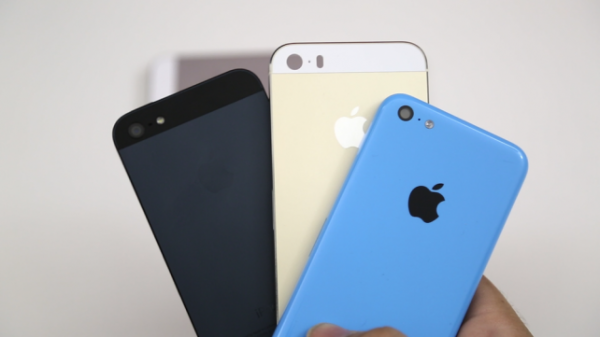 iPhone 5S and 5C dominate Japan's smartphone top 10 sale list - appPicker