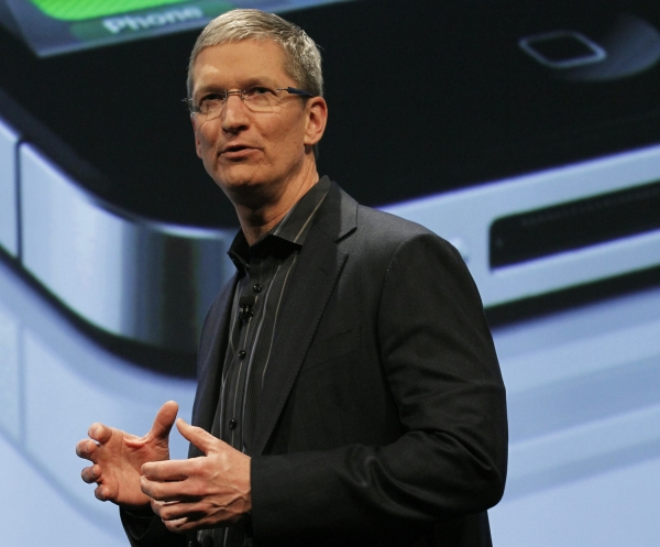 Tim Cook compares Android to Europe: many different things under one name - appPicker