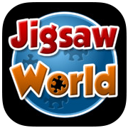 Jigsaw World app review: challenge yourself