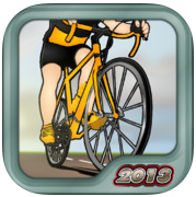 Cycling 2013 app review: take on a challenging race