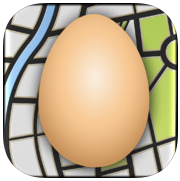EggMaps app review: navigate in a fun way
