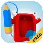 Drawing with Carl Free app review: an amazing drawing program for your device