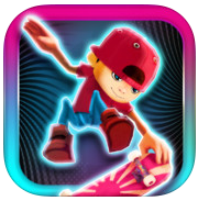 Epic Skater app review: great and tricky skating game