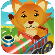 Reading Train app review: free kids' songs, games, and books