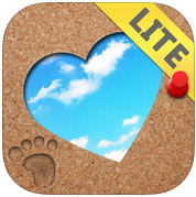 FingerFoto Lite app review: collage-making with a twist