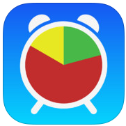Sleep Defender app review: a color-coded alarm clock
