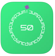 Jump 50 app review: a simple yet addictive game