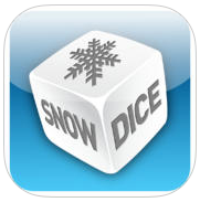 Snow Dice app review: a snowboarder's secret to fun