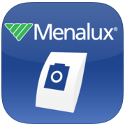 Menalux Dustbag Finder app review: find the right dustbag