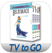 Bellydance Fitness with Rania  app review: core confidence