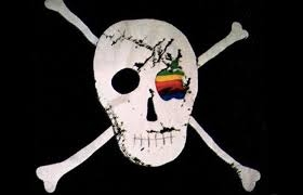 Mac designer is selling replicas of the pirate flag