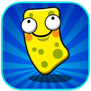 Sponge Jump app review: jump to safety