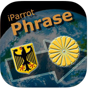 iParrot Phrase German-Japanese app review: easy translations