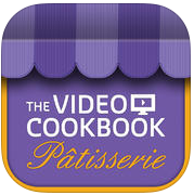 The Video Cookbook - Pâtisserie and Desserts app review: cook up a culinary storm