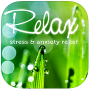 Relax HD - Stress and Anxiety Relief app review: an effective stress-reliever app