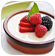 Healthy Desserts app review: a collection of desserts with low calories