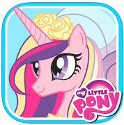 My Little Pony app review: get ready for the royal wedding