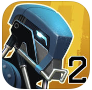 EPOCH.2 app review: enjoy the robot games