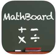 MathBoard app review: an app that fits your child's needs