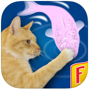 Cat Fishing 2 app review: finally an app for cats