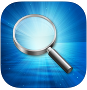 Magnifying Glass With Light Pro app review: read the menu with ease