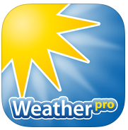 WeatherPro app review: get reliable weather details