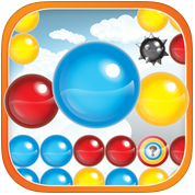 Bubble Shift Mania app review: a bubble game filled with action