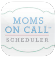 Moms on Call app review: a mom-friendly schedule