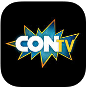 CONtv app review: get your inner geek excited as long as you don't live in Canada