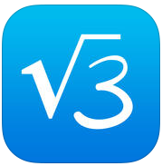 MyScript Calculator app review: write out the equations