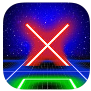 Tic Tac Toe Glow by TMSOFT app review: enjoy the classic game with modern twists