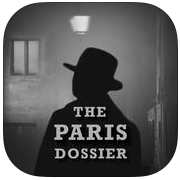 The Paris Dossier app review: step into the high stakes world of spies