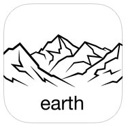 PeakFinder Earth app review: get a clear view of all thousands of mountain peaks