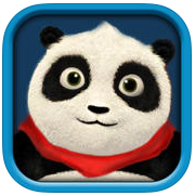 My Talking Panda app review: your virtual pet friend