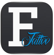 Tattoo Fonts app review: offering new design inspiration for tattoo artists