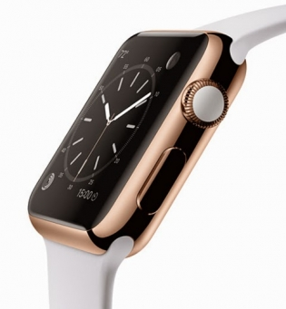Jewelers can gold plate your Apple Watch