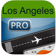 Los Angeles Airport app review: the best flight tracker