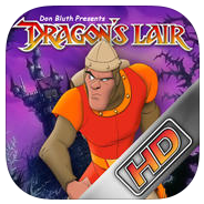 Dragon's Lair HD app review: discover the iconic action adventure game in high-definition