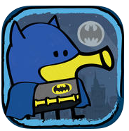 Doodle Jump DC Super Heroes app review: newest super hero in town