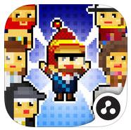 Pixel People app review: get access to the world of Utopia