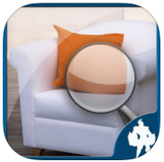 Rooms app review: a spot-the-difference game