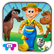 Old Macdonald Had a Farm app review: full featured activity center with sing-along animated book and exciting games