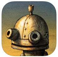 Machinarium app review: point-and-click puzzle game with stunning graphics