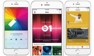 Apple Music launches with new iOS update