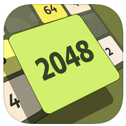 2048 The Game app review: offering a variant of 2048 in Tetris-like environment