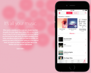 A look into Apple Music Part One