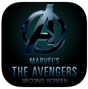 Marvel's the Avengers Second Screen Experience app review: offering an enhanced viewing experience for Avengers fans