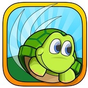 Turtle Tumble app review: an entertaining twist on the familiar game of mini golf