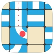 Puzzle Tracks app review: a simple and fun puzzle game